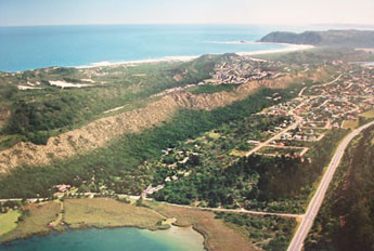 Lake Pleasant Holiday Resort - Westen Cape, Garden Route, Sedgefield, Caravaning, Camping, Lodges, Cottages